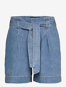 Indigo Denim Short - short en jeans - indigo revival wa