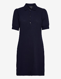 Collared Shift Dress - alledaagse jurken - french navy