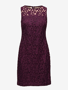 Floral Lace Dress - RUBY