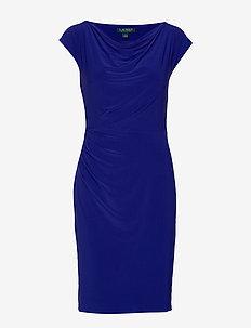 MID WEIGHT MJ-DRESS - DEEP BLUE