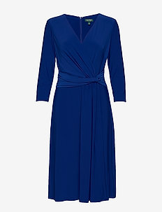 MID WEIGHT MJ-DRESS - DEEP BLUE