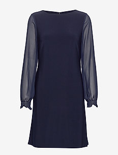 MID WEIGHT MJ-DRESS W/ COMBO - LIGHTHOUSE NAVY