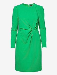Twisted-Knot Jersey Dress - cocktail dresses - stem