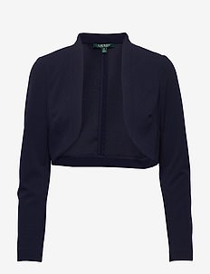 Jersey Cardigan - vesten - lighthouse navy