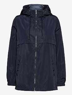 2-in-1 Anorak Coat - anorakker - navy