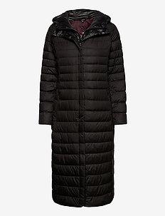 Maxi Down Coat - dunkåper - black