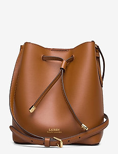 Mini Debby II Drawstring Bag - bucket-laukut - lauren tan/monarc