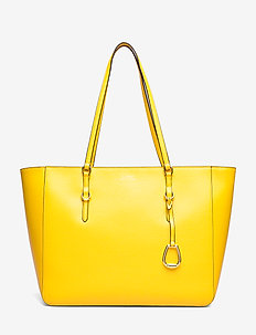 Saffiano Leather Tote - fashion shoppers - sundance