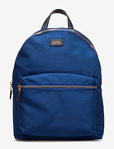 Nylon Backpack - COSMIC BLUE
