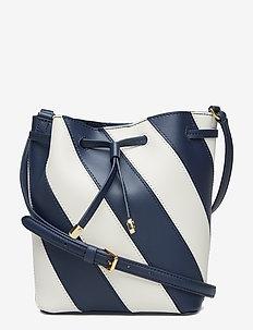 Debby II Drawstring Bag - bucket-laukut - navy/vanilla