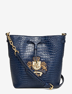 Crest Mini Debby II Bucket Bag - NAVY