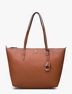Vegan-Leather Keaton Tote - LAUREN TAN