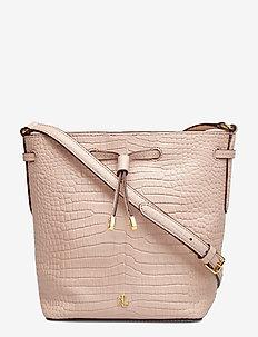 Debby II Drawstring Bag - MELLOW PINK