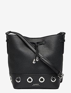 Debby II Drawstring Bag - BLACK