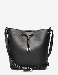 Mini Debby II Drawstring Bag - BLACK/PORCINI