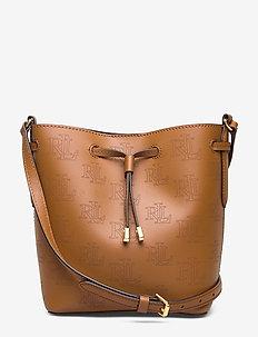 Mini Debby II Drawstring Bag - FIELD BROWN/BLACK