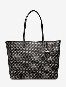 COATED CANVAS-COLLINS 40-TTE-LRG - fashion shoppers - black heritage lo