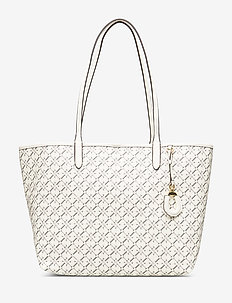 Medium Collins Tote - VANILLA HERITAGE