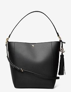 Medium Adley Shoulder Bag - cabas - black