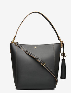 Medium Adley Shoulder Bag - henkeltaschen - black/nude