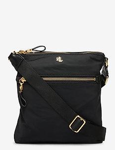 Nylon Medium Jetty Crossbody - sacs à bandoulière - black