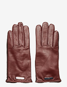 MIXED  GLOV-GLOVE - hansker - oxblood