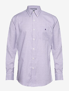 FT BD PKT LO-DRESS SHIRT - 5526B WHITE/ ROYA