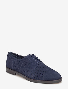 Marian Suede Oxford - DARK MIDNIGHT/DAR
