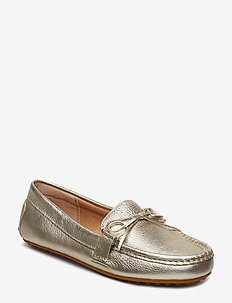Briley II Leather Loafer - PLATINO