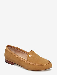 Clair Suede Flat - TOAST/TOAST