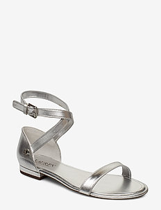 Davison Leather Sandal - RL SILVER