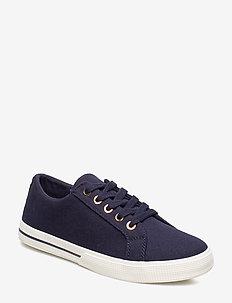 Jaycee Canvas Sneaker - DARK MIDNIGHT