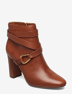 ADDINGTON-BOOTS-DRESS - DEEP SADDLE TAN