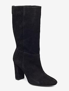 Artizan Suede Boot - kozaki klasyczne - black