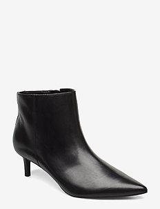 SAYBROOK-BOOTS-DRESS - wysoki obcas - black