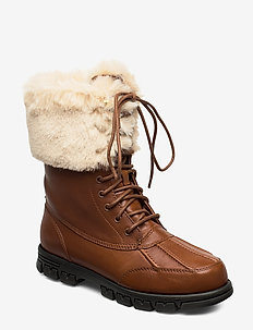 DABNEY-BOOTS-COLD WEATHER - DEEP SADDLE TAN/C