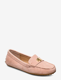 Barnsbury Suede Loafer - BALLET SLIPPER