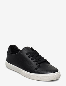 Joslin Leather Sneaker - BLACK
