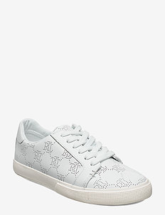 Joslin Leather Sneaker - matalavartiset tennarit - rl white