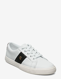 Janson II Leather Sneaker - WHITE/RCNGGREEN/D