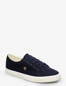 Janson II Canvas Sneaker - low top sneakers - lauren navy