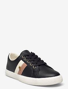 Janson II Leather Sneaker - sneakersy niskie - black/nude/vanill