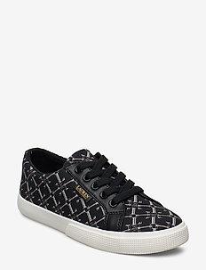Jaycee Canvas Sneaker - sneakers med lav ankel - black heritage lo