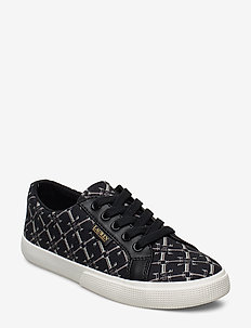 Jaycee Canvas Sneaker - BLACK HERITAGE LO