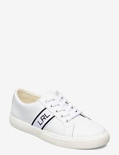Janson II Action Leather Sneaker - låga sneakers - rl white