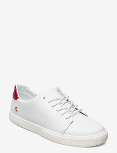 Joana III Action Leather Sneaker - lave sneakers - rl white/candy re
