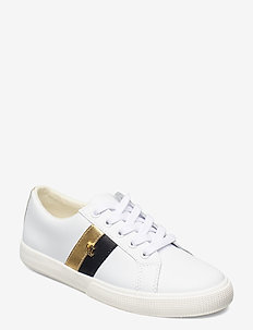 Janson II Action Leather Sneaker - low top sneakers - rlwhite/black/mod