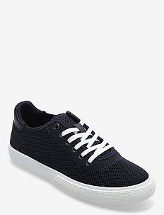 Jaylin Microfiber Sneaker - lave sneakers - lauren navy