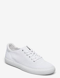 Jaylin Microfiber Sneaker - lave sneakers - optic white