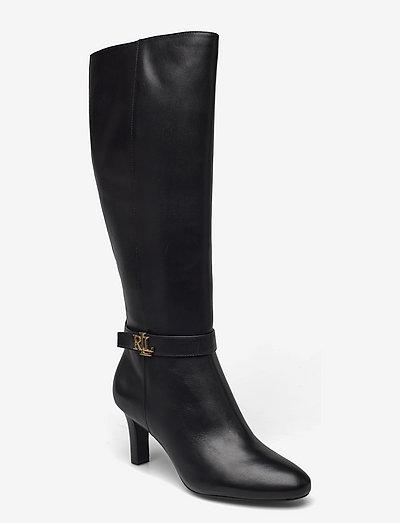 Ardington Leather Dress Boot - garie zābaki - black